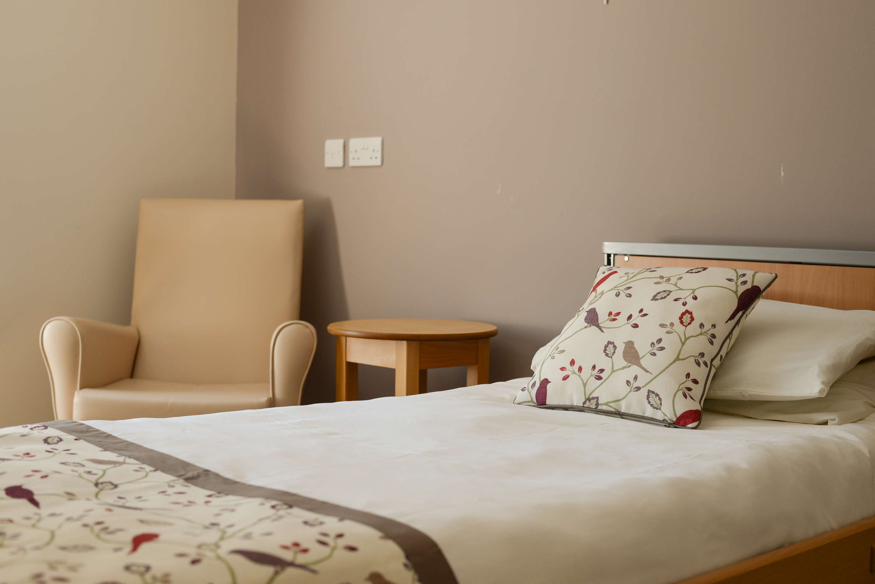 Bedrooms at Golden Care