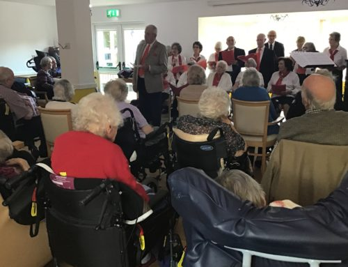 Activities Central at Crick Care Home