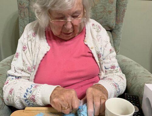 Crick Care Home in Caldicot – October News