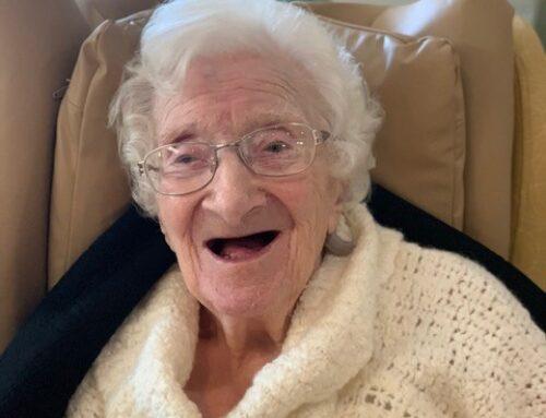 November News at Crick Care Home in Caldicot