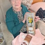Christmas Presents at Firs Nursing Home in Taunton