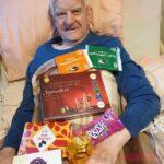 Christmas Presents at at Firs Nursing Home in Taunton
