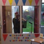 Luis Martelo at Firs Nursing Home in Taunton