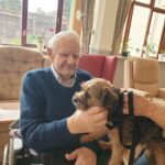 Visiting Dogs at Firs Nursing Home in Taunton