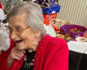 Christmas at Crick Care Home in Monmouthshire