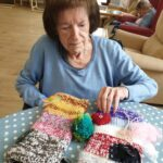 Crafts Valentines Crafts The Firs Care Home in Taunton, the heart of Somerset