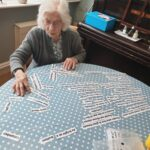 Match the sayings Valentines Crafts The Firs Care Home in Taunton, the heart of Somerset