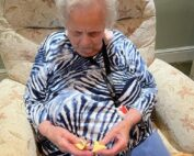 Fortune Cookies at Crick Care Home in Caldicot