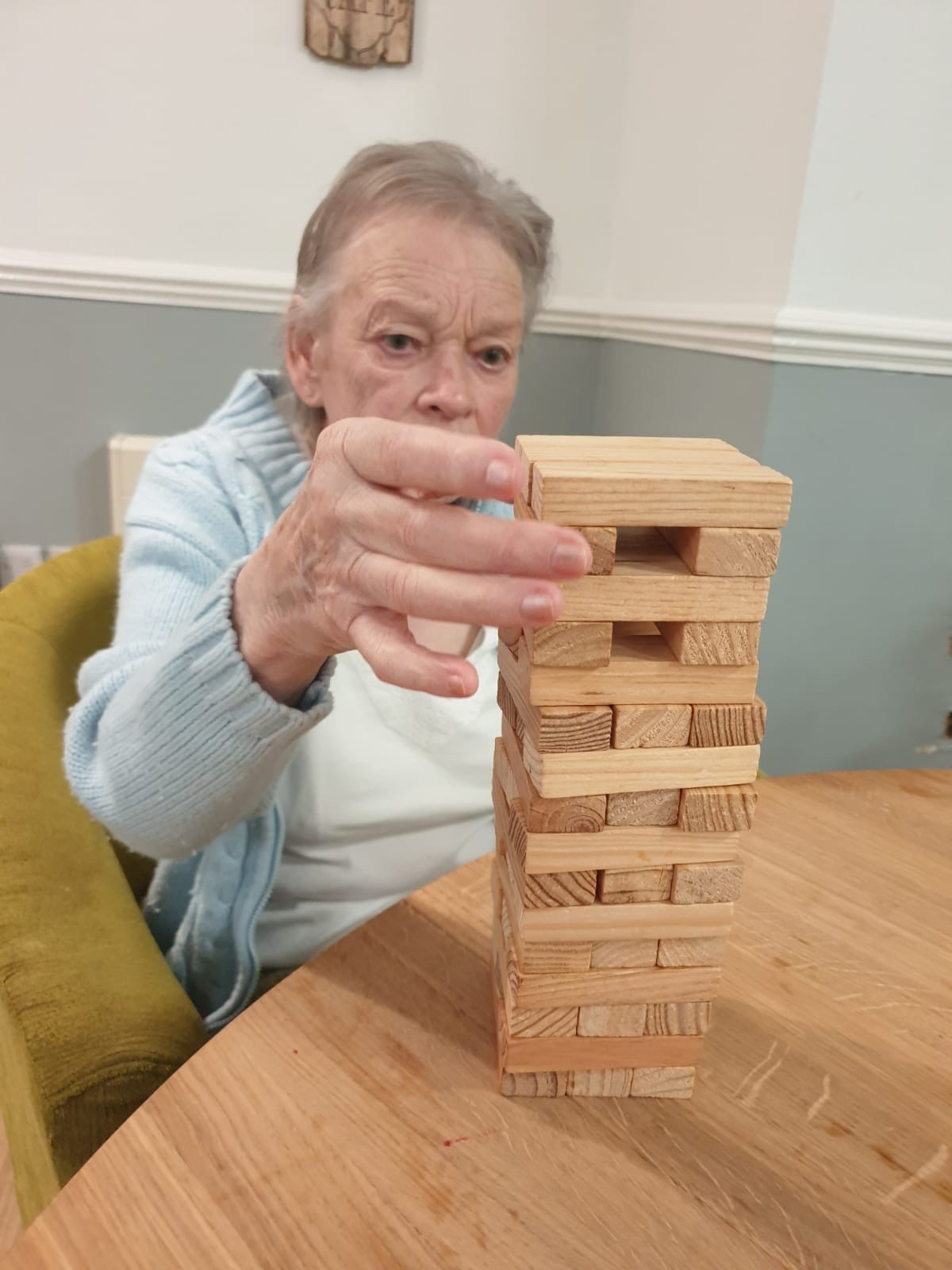 Games at The Firs Residential Nursing Home in Taunton