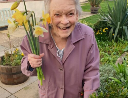 March News at The Firs Nursing and Care Home in Taunton