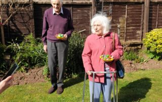 Easter Egg Hunt at The Firs
