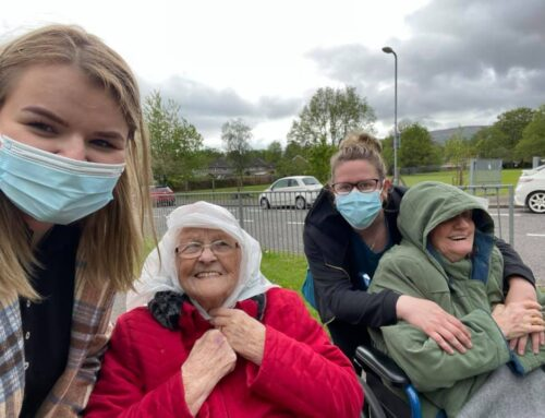 May News from Llanyravon Court Care Home in Cwmbran
