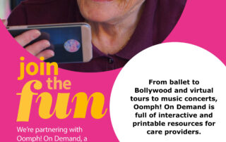 Oomph! at Golden Care